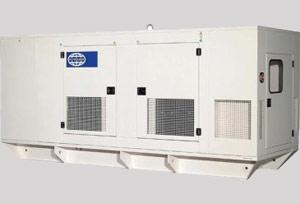 Дизельная электростанция FG Wilson P500P1